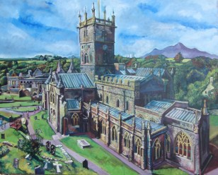 Saint Davids Cathedral 4web