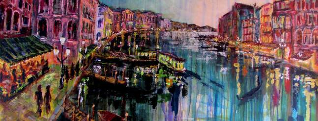 Zsuzsanna Pataki: Venice & European Port Cities – 5th September to 30th October 2017