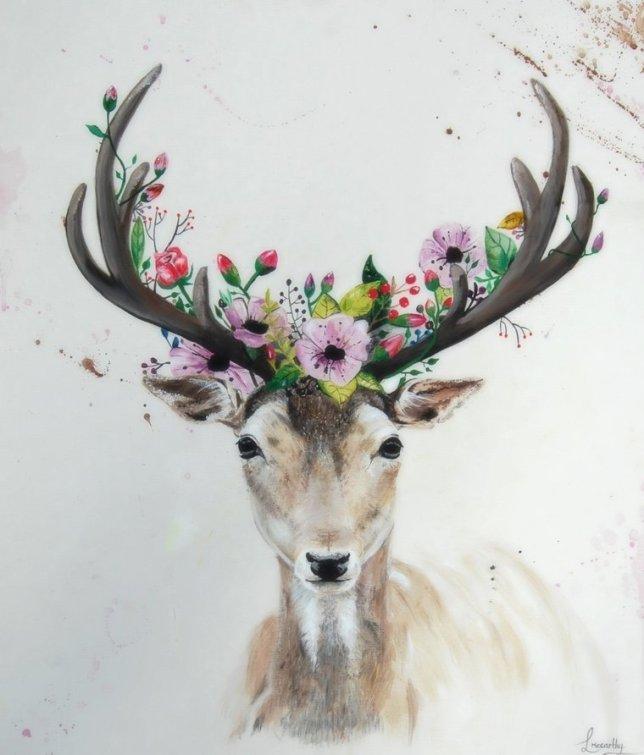 Deer - Leanne McCarthy