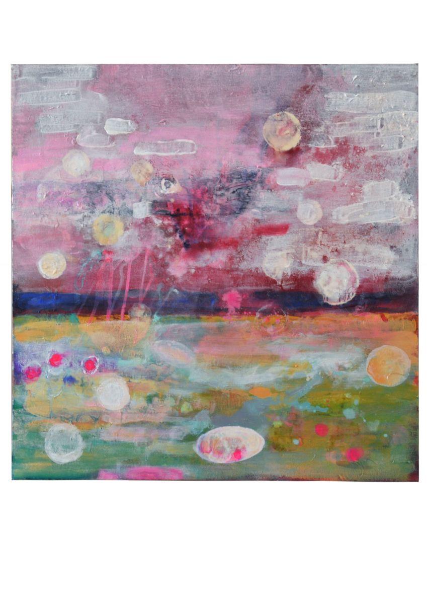Sara Wannop: 'Pigment, Binder, Liquid, Additive' 20th August