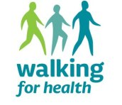 Image result for walking for health logo