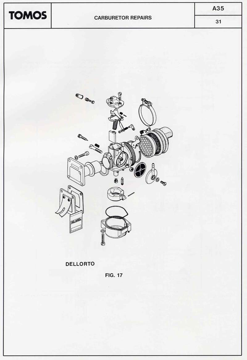 Tomos Manual A35 Auto Electrical Wiring Diagram 02 Xr 650