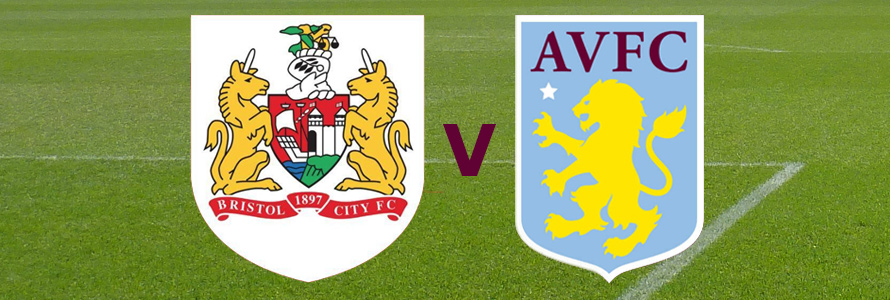 Image result for bristol city vs aston villa