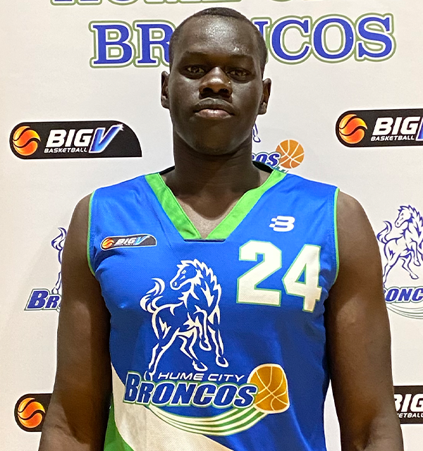 big v Hume City broncos deng
