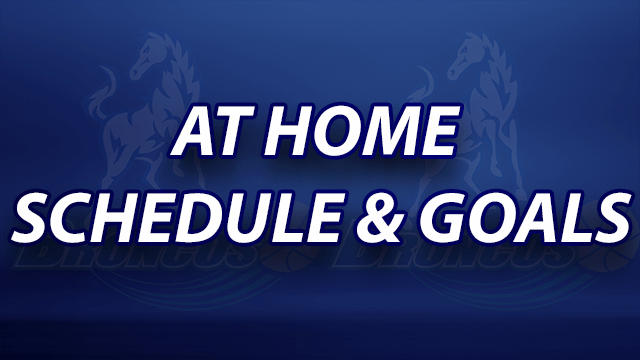 Broadmeadows broncos at home schedule and goals