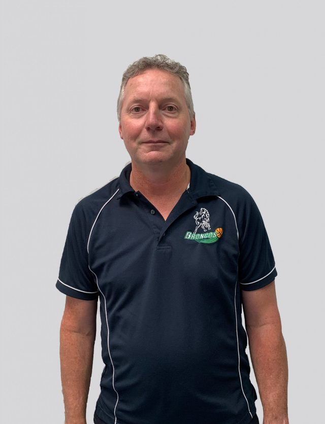 Simon Gray Hume City Broncos Youth League Assistant Coach