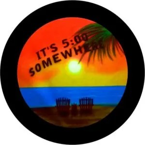 Palm Beach Tire Cover
