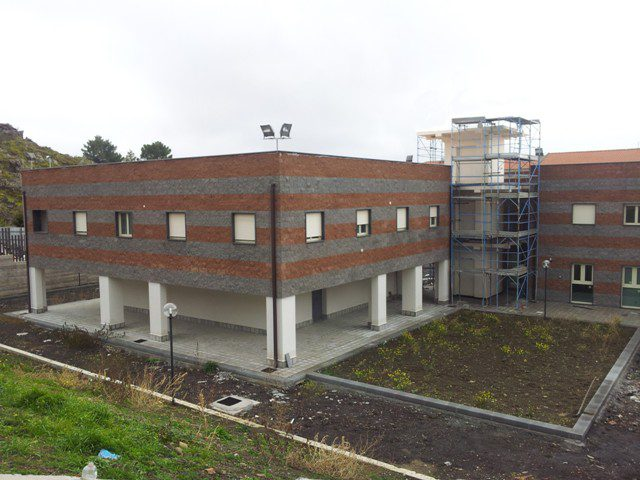 Nuova Caserma Cc Bronte 06 02 2013