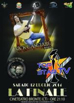 BRONTE: SABATO 12 LUGLIO LA FINALE DI TOP STAR TV MODA CON NICK CASCIARO
