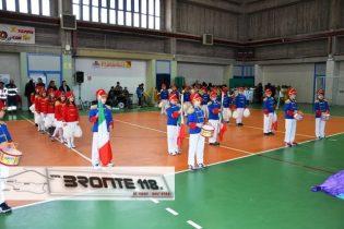 BRONTE: GRANDE FESTA AL PALAZZETTO PER LE OLIMPIADI STUDENTESCHE