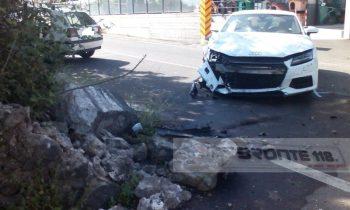 RANDAZZO, WEEKEND DI INCIDENTI: 2 FERITI AL CANNIZZARO CON L'ELISOCCORSO – LE FOTO IN ESCLUSIVA