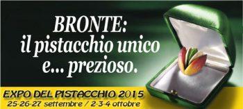 """BRONTE: VENERDI' INAUGURAZIONE """"EXPO DEL PISTACCHIO"""""""