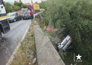 Incidente-statale 284