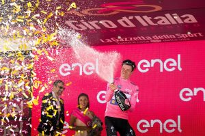 Foto LaPresse - Massimo Paolone 09/05/2017 Etna, Catania (Italia) Sport Ciclismo Giro d'Italia 2017 - 100a edizione - Tappa 4 - da Cefalu' a Etna - 181 km ( 112 miglia ) Nella foto: JUNGELS Bob ( LUX )( Quick-Step Floors ) Photo LaPresse - Massimo Paolone 09/05/2017 Etna, Catania ( Italy ) Sport Cycling Giro d'Italia 2017 - 100th edition - Stage 4 - Cefalu' to Etna - 181 km ( 112 miles ) In the pic: JUNGELS Bob ( LUX )( Quick-Step Floors )