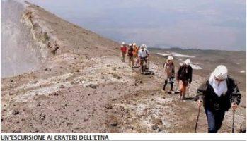 ETNA: «LA REGIONE ORA RITIRI IL DECRETO SULL'ACCESSO ALLE ZONE SOMMITALI»
