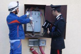 MANIACE: DUE DONNE DENUNCIATE DAI CARABINIERI PER UN ALTRO FURTO DI ENERGIA ELETTRICA