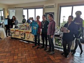 MOUNTAIN BIKE TRISCARI VINCE CRONOSCALATA A MESSINA