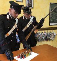 MOJO ALCANTARA: SEQUESTRATO FUCILE TENUTO SENZA PORTO D'ARMI