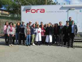 MALETTO: EFFETTUATE OLTRE 250 MAMMOGRAFIE NEL CAMPER DI SOS DONNA E DELL'ASP