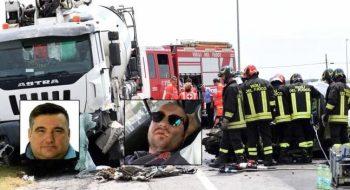 POGGIO RENATICO (FE) 31 ENNE BRONTESE PERDE LA VITA IN UN INCIDENTE