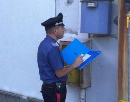 MALETTO: DENUNCIATO 35ENNE AVEVA MANOMESSO CONTATORE GAS DELLA NONNA DECEDUTA NEL 2015