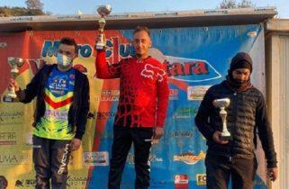 BRONTE: ALESSANDRO CONTI VINCE LA 2° PROVA REGIONALE DI MOTOCROSS CLASSE MX1 CHALLENGE