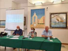 BRONTE: QUADRO DEL MAESTRO INCORPORA DONATO ALLA PINACOTECA SCIAVARRELLO