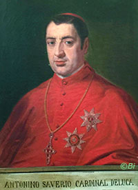 Cardinale Antonino Saverio De Luca