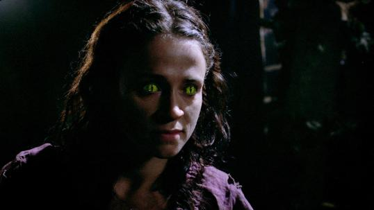 MC - Lamia eyes