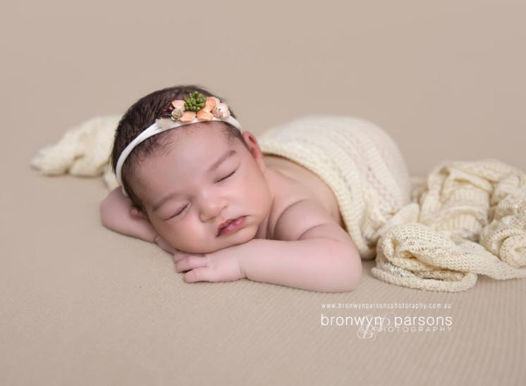 Posed Newborn Photography - Canberra Newborn Photography