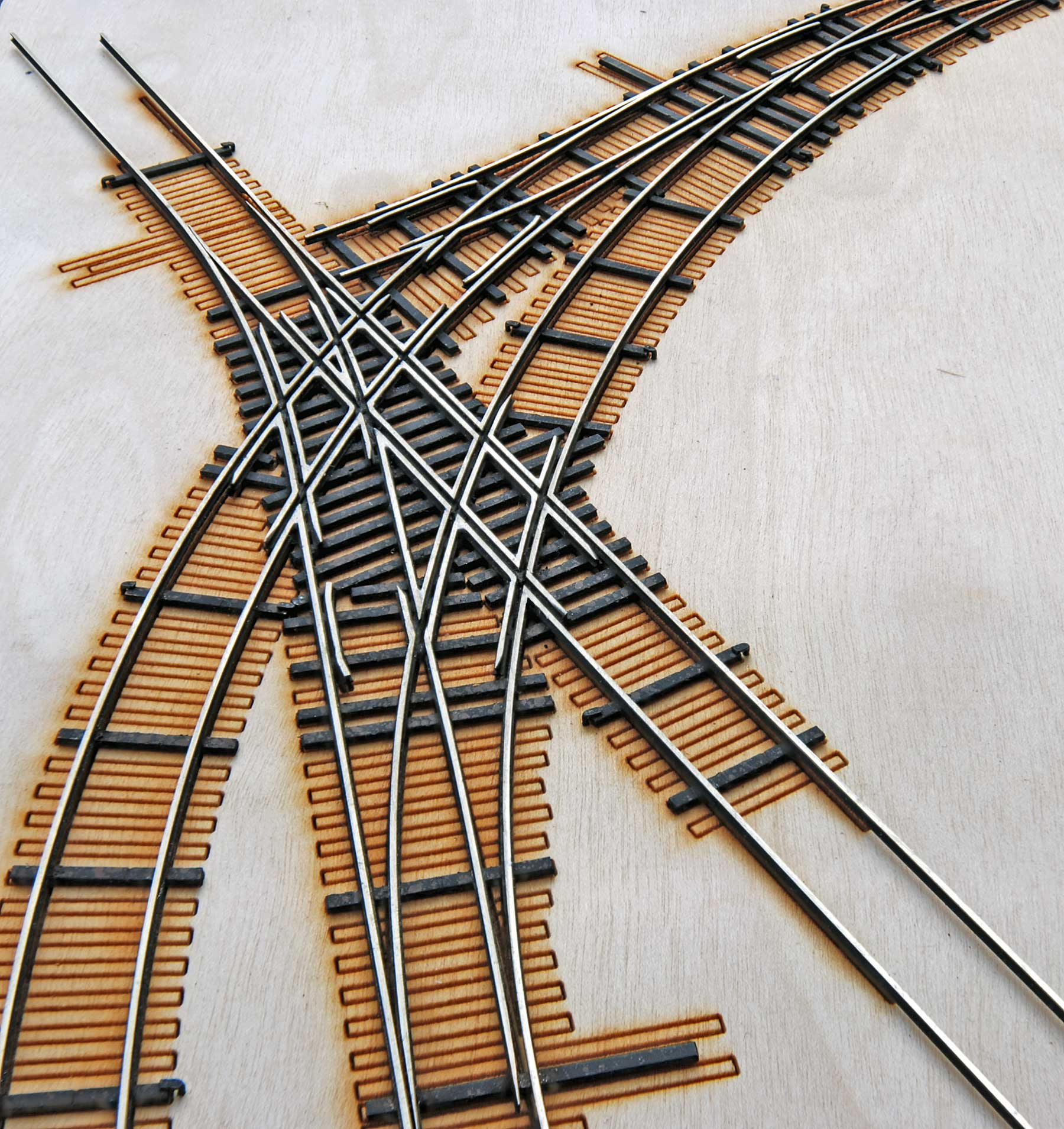 Kato N Scale Track Plans