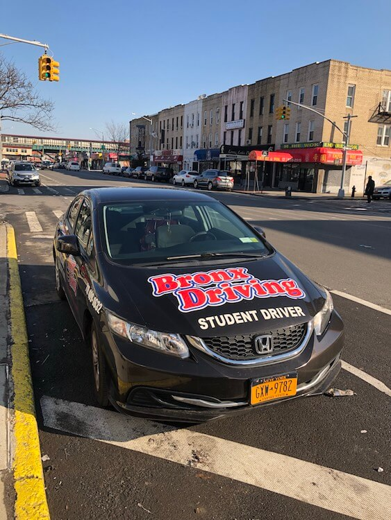 Driving School in Bronx