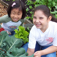 Children's Gardening Program
