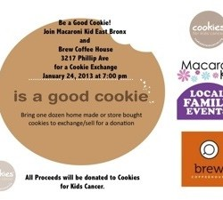 Cookies for Kids Cancer Event