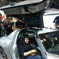 Last Chance to Check out the NY International Auto Show