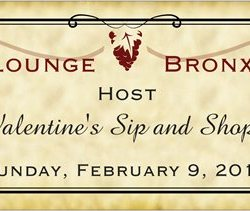 Pre-Valentines Day Sip and Shop