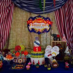Party Idea: Circus Theme