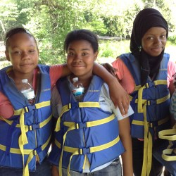 Bronx Girl Scouts take trip to Hudson Valley