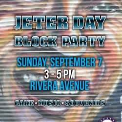 Jeter Day Block Party