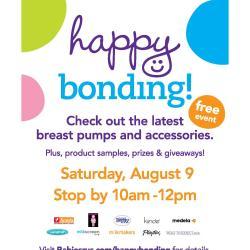 Happy Bonding at Babies R Us