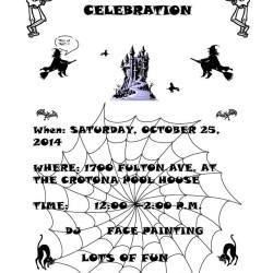 Haunted Halloween Celebration