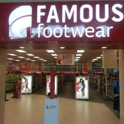 Grand Opening and Giveaway: Famous Footwear