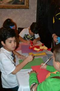 CANCELLED: Adults Le Petit Art @ Poe Park Visitor Center (in Poe Park)