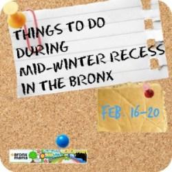 Mid-Winter Recess Roundup