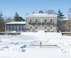 March at Bartow Pell Mansion + Easter Egg Hunt