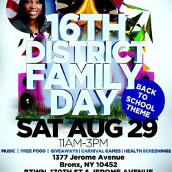 16th District Family Day