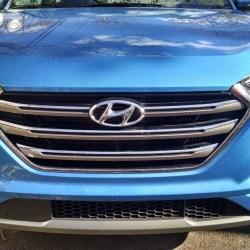 A Week in the Hyundai Tuscon