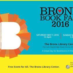 Bronx Book Fair 2016