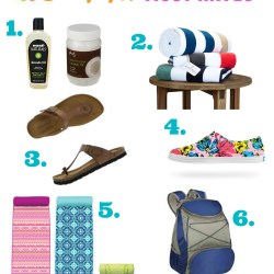 Summer Must Haves: The Essentials