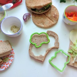 Lunch Ideas for National Sandwich Month